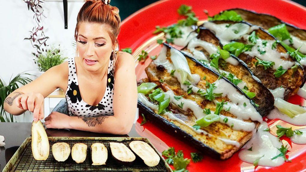 You'll Never Cook EGGPLANT the Same… | Vegan Lockdown Recipe