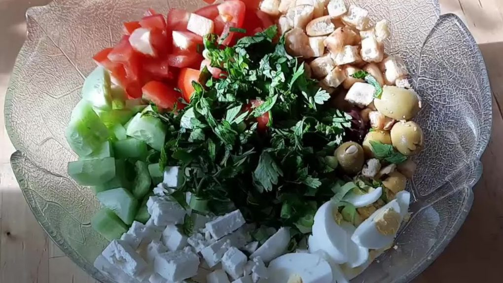 Healthy Salad Recipe For Weight Loss | Easy Salad Recipes