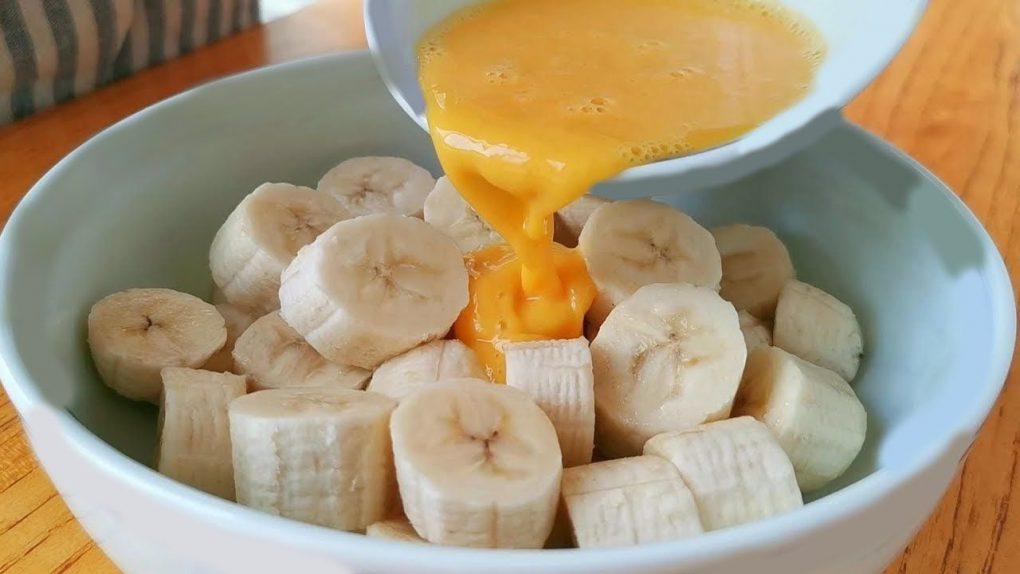 10 Minutes Easy Dessert Recipe | Yummy Banana Dessert