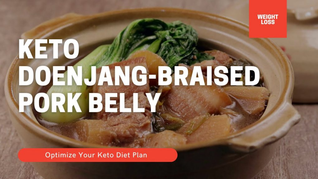 How To Cook Keto Doenjang Braised Pork Belly – Keto Recipes