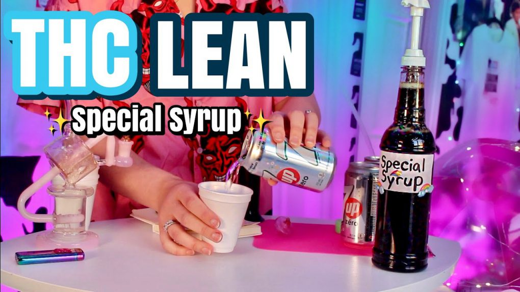 Special Syrup Recipe (aka LEAN) Part 1 of 2