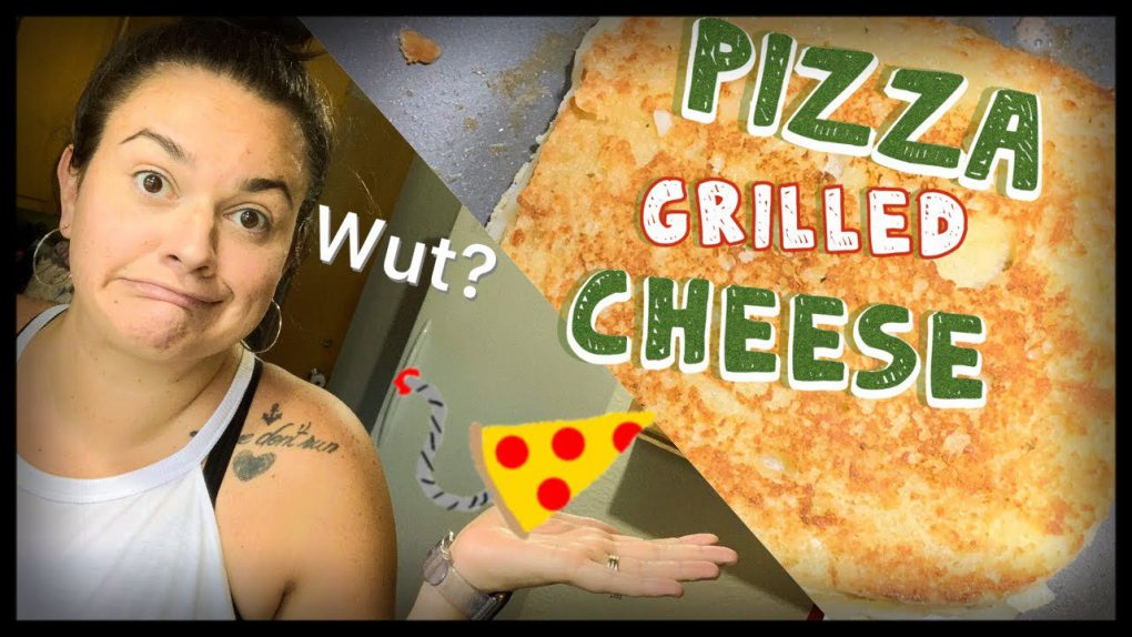 Lazy Keto PIZZA GRILLED CHEESE | Lazy Keto Recipes | Chassity Hudgins
