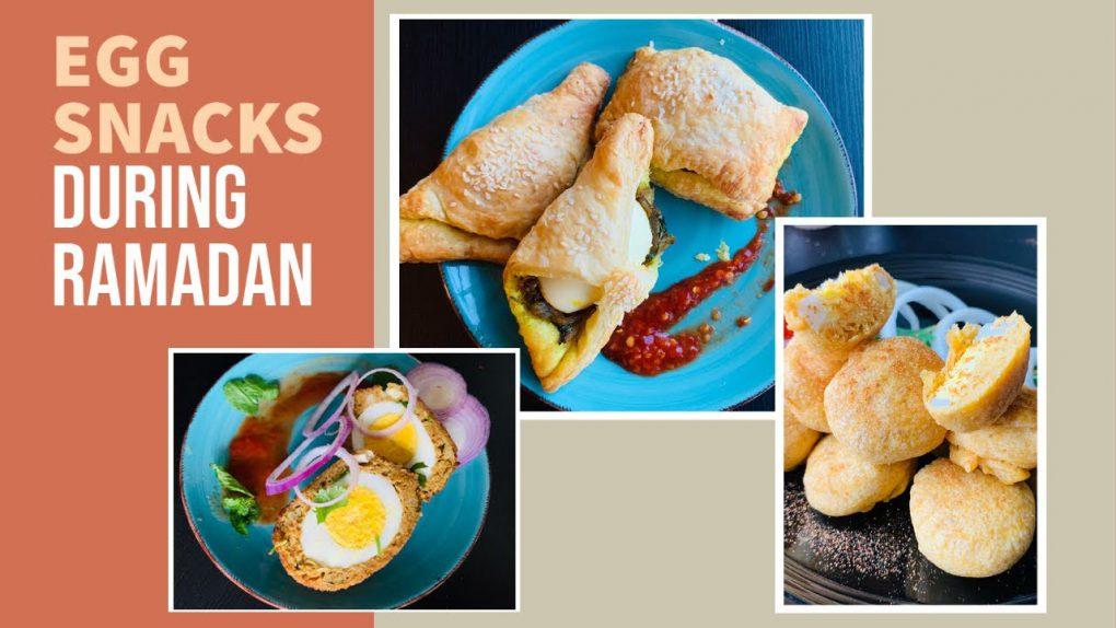 Egg Recipes | Egg Snacks | Ramadan Food | Appetizers