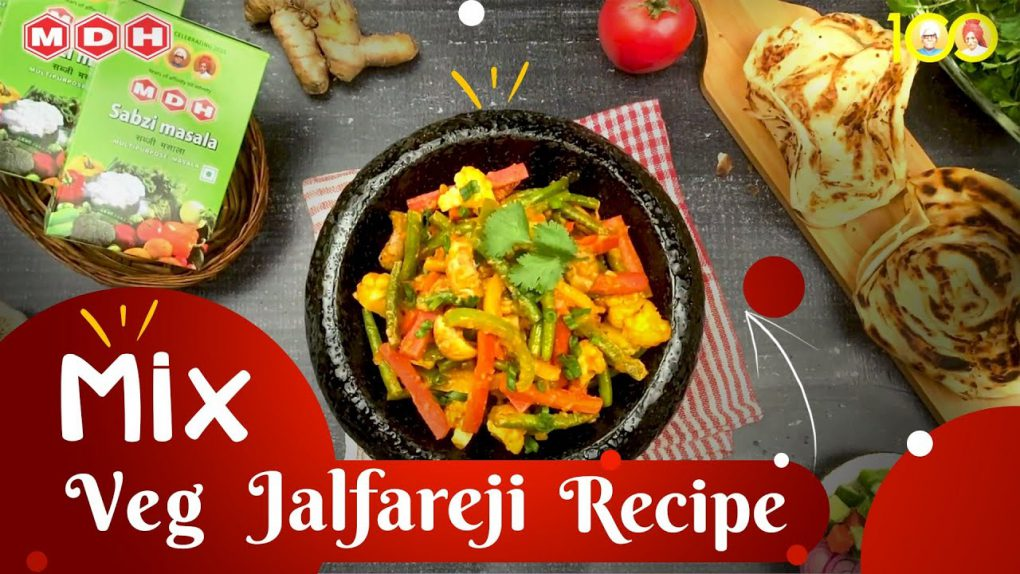 Restaurant style Mix Veg Jalfareji Recipe