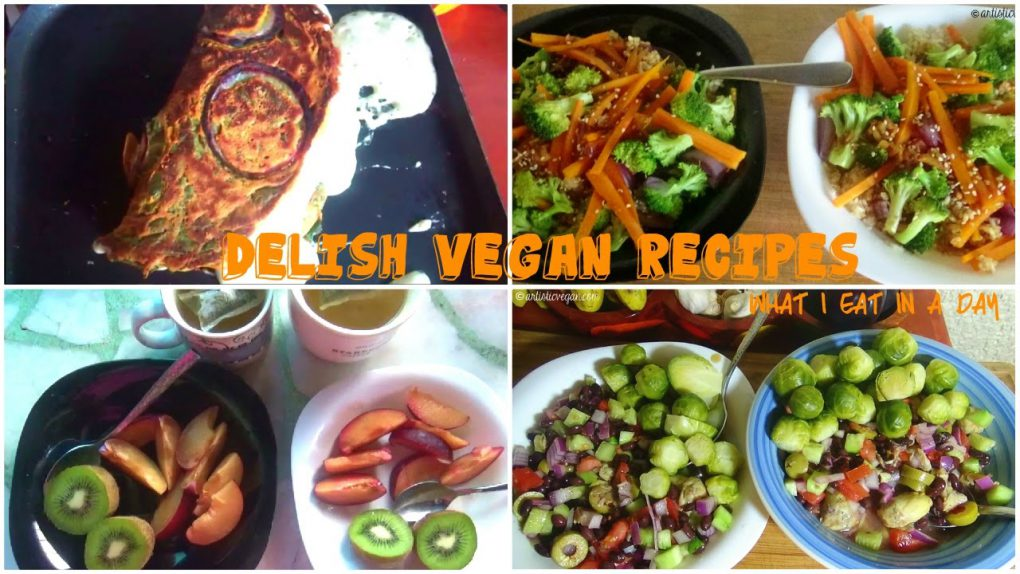 Delish Vegan Recipes & Meal Ideas | What I Eat in a Day #10 | Artistic Vegan