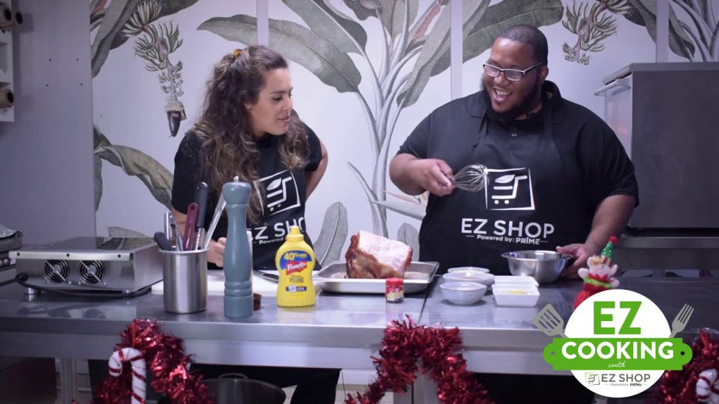 EZ Cooking Episode 3 Main Dish