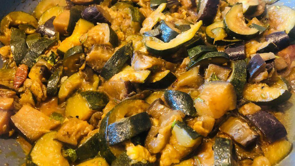 Sehri Special | Mix Veg Recipe | Restaurant Style Mix Vegetable Sabzi | Mix Veg Curry | #shorts