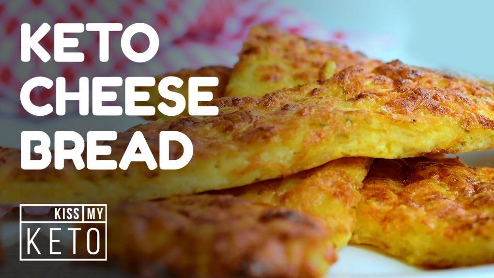 Fluffy Keto Cheese Bread Recipe