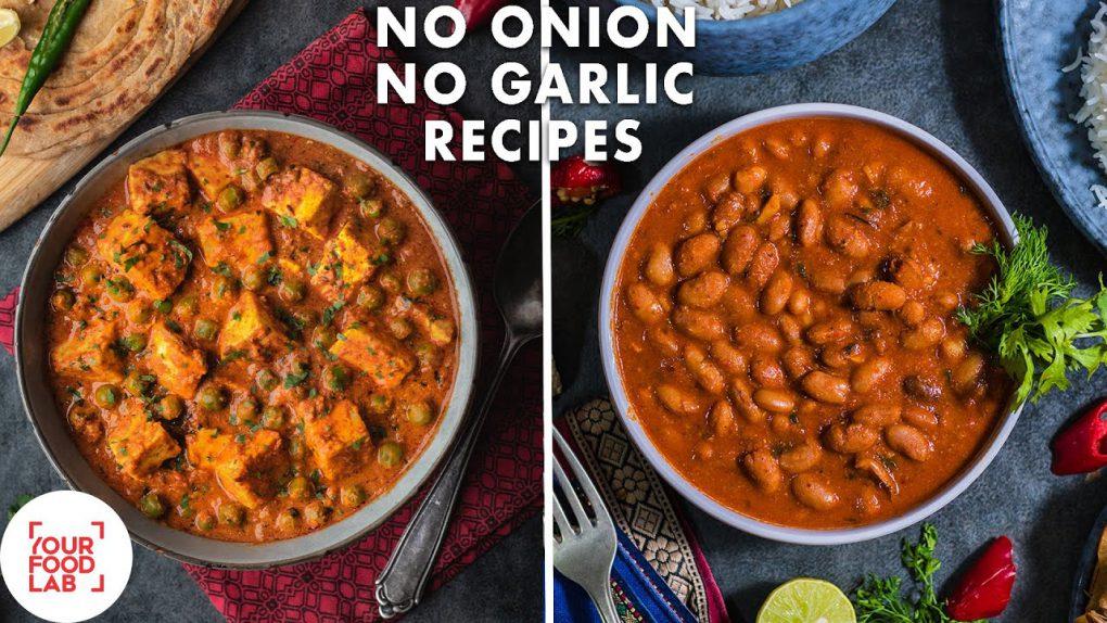 6 Irresistible No Onion No Garlic Recipes