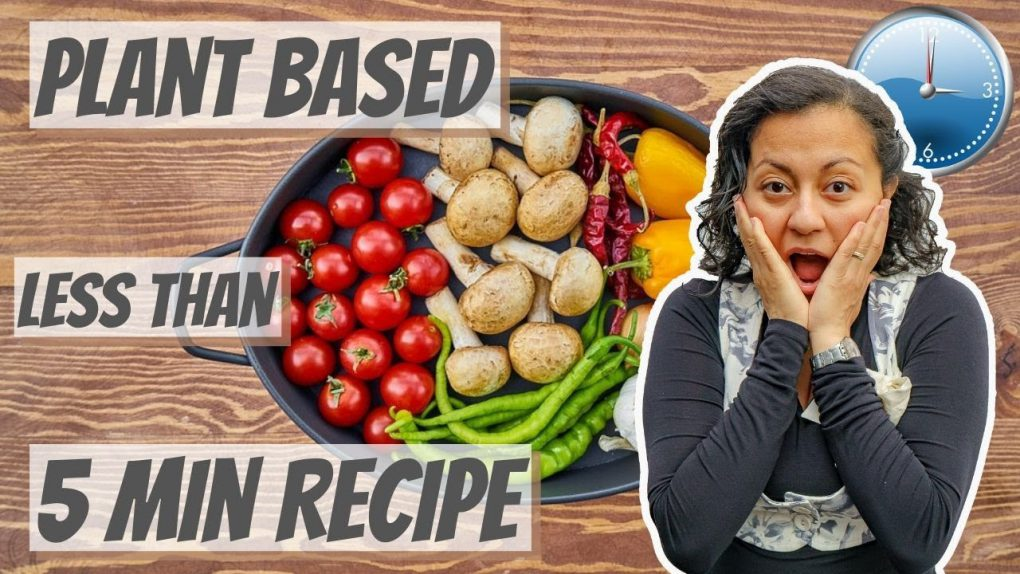 Quick & Easy – Vegan, Keto Recipes for Dinner | How to Cook Dinner in Less Than 5 Minutes | Ep 6