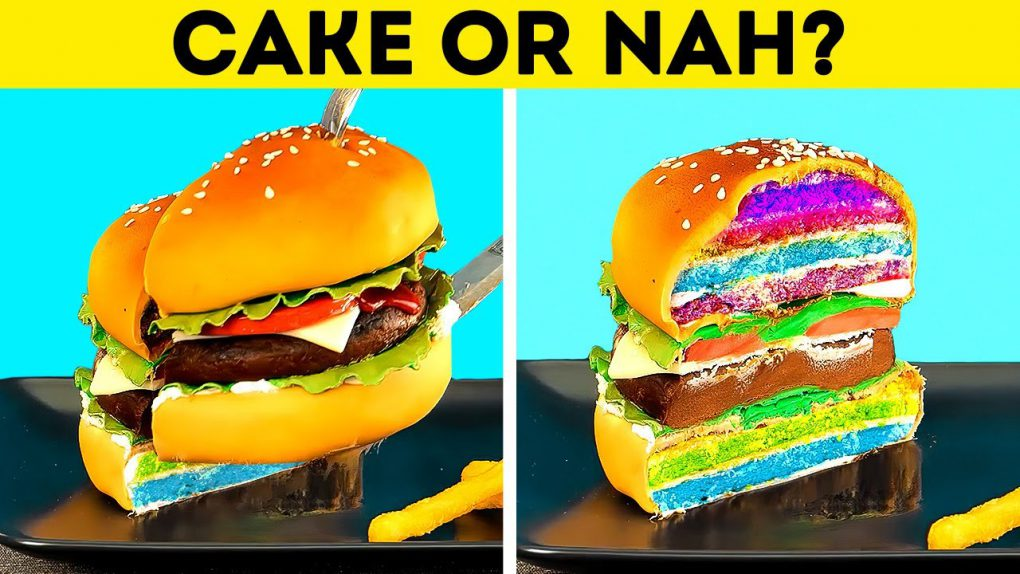 CAKE OR NAH? Jaw-Dropping Food Ideas And Dessert Recipes That You Will Adore