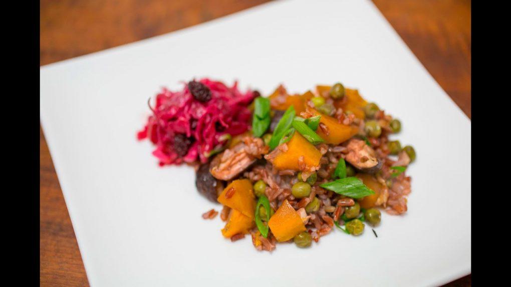 Cultured Fall Harvest Recipe
