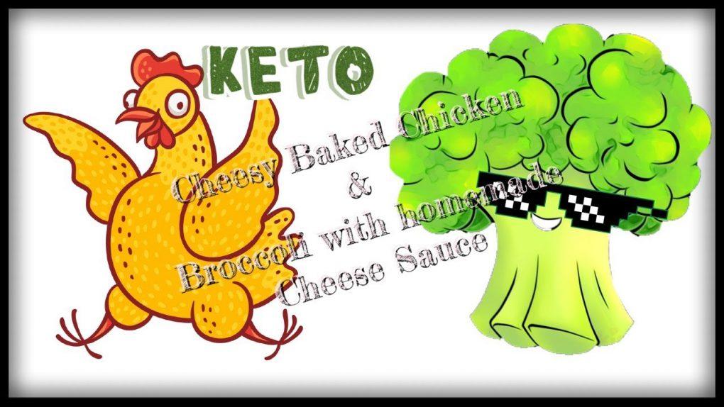 Keto Cheesy Mayo Chicken | Lazy Keto Recipes | Broccoli and Cheese Sauce