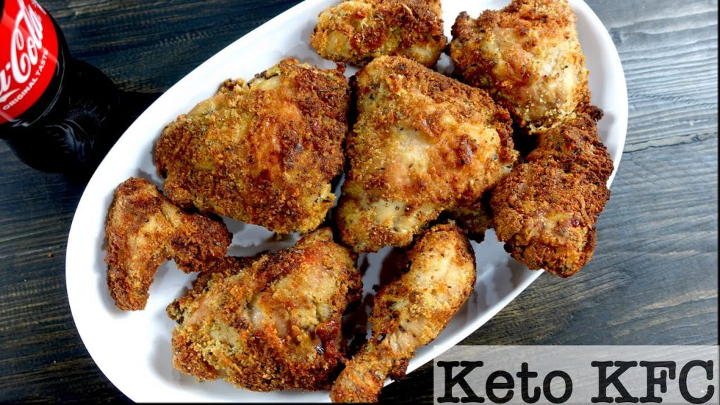 Keto Fried Chicken | Keto Recipes | Paleo | Air Fryer (Clikon test) | Low Carb | Gluten Free