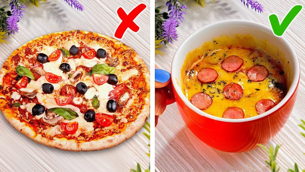 30 Delicious Meals You Can Cook In The Microwave || Quick Recipes For Every Occasion!