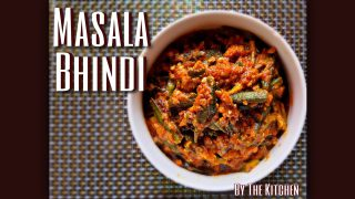 Masala Bhindi | Easy and Tasty Recipe | Indian Veg Recipes | The Kitchen