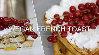 3 Recipes to Make the Perfect Vegan French Toast | Banana, Tofu and Flax Seeds