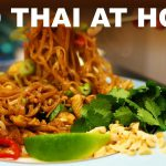 Pad Thai | Simple no-wok recipe, cooks in 3 minutes