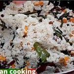 Vegetable Fried Rice// Vegetarian Recipes
