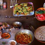 Healthy Vegetarian Food  Recipe In Gujarat Village || Lunch Cooking || Village Food Recipe