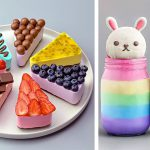 Fancy Mousse Cake Tutorials   So Yummy Cake and Dessert Recipes By Cookies Inspiration