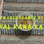 Homemade organic peanut butter – #GlutenFree#Indian # healthy #Vegetarian Recipes