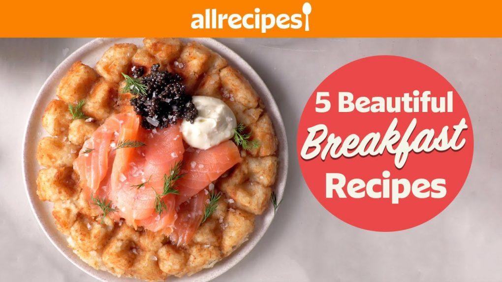 5 Beautiful & Delicious Breakfast Recipes   Recipe Compilations   Allrecipes.com