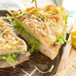 Learn How To Make Panera Bread Cafe's SIERRA TURKEY SANDWICH – Copycat Recipe | Recipes.net