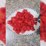 Watermelon Salad Recipe || Refreshing Watermelon Salad || Ramadan Special Salad