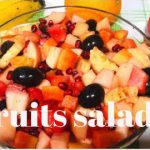 Fruit Salad Recipe | How To Make Fresh Fruits Salad |