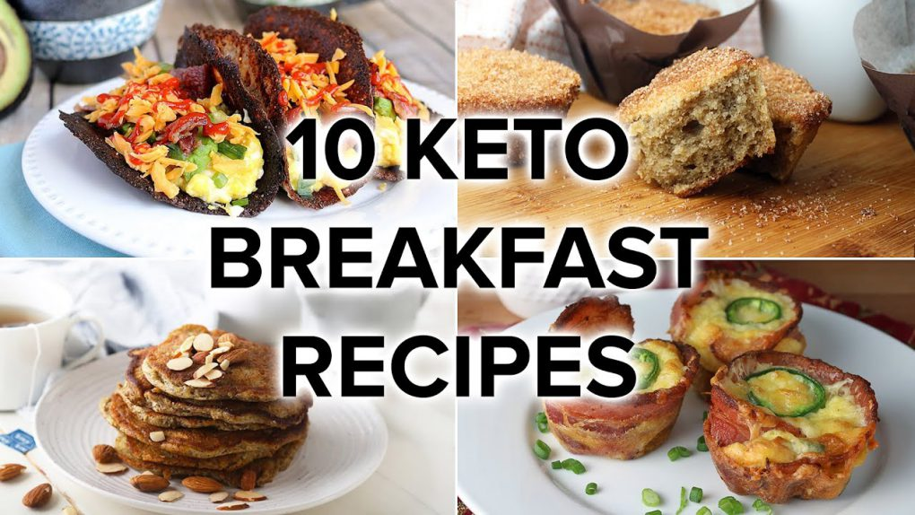 10 Keto Breakfast Recipes that AREN'T Just Eggs