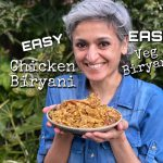 EASY Chicken Biryani and Veg Biryani | Simple BIRYANI recipe |Chetna cooks Biryani| Food with Chetna
