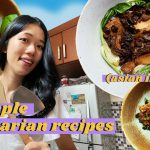 PENGYUMS: 5 simple vegetarian recipes (Asian inspired)