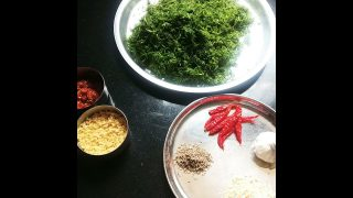 Shepu ki sabji  baniye naye tarike ki recipe Anu's kitchen main