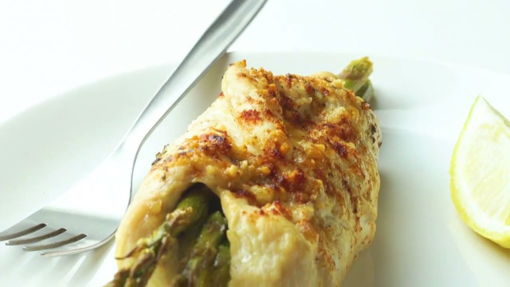 Keto Asparagus Stuffed Chicken Breast, Keto Recipes