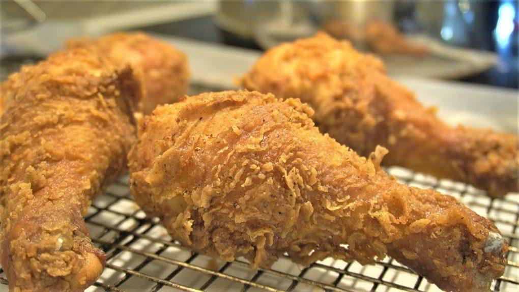 KFC FRIED CHICKEN RECIPE. Copycat
