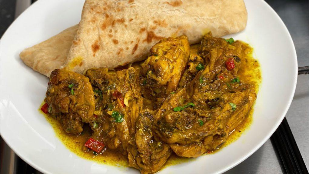 Easy Curry Chicken Recipe at Home || TERRI-ANN'S KITCHEN