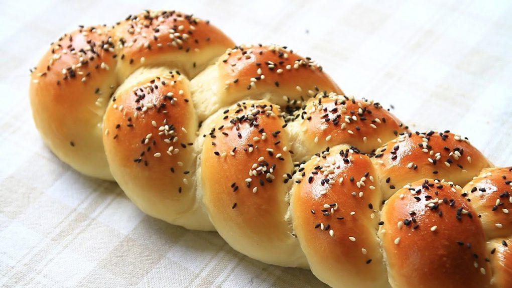 My Favorite Challah Bread Recipe!  Very Easy to Make l Super Soft & Most Delicious!