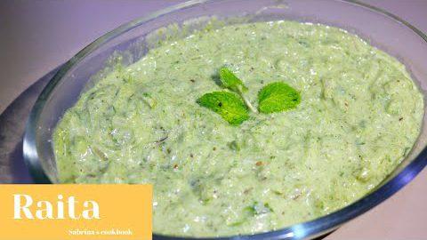 Make Raita only in 2 minute || Quick & Easy Raita Recipe || ২ মিনিটে মজাদার রায়তা তৈরির সহজ রেসিপি