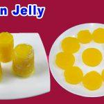 Lemon Jelly Recipe in Tamil |லெமன் ஜெல்லி | Lemon Jelly Dessert | Lemon Dessert Recipe