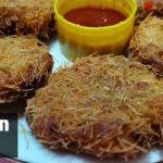 Russian cutlet recipe | Ramzan special recipe| veg Russian cutlet