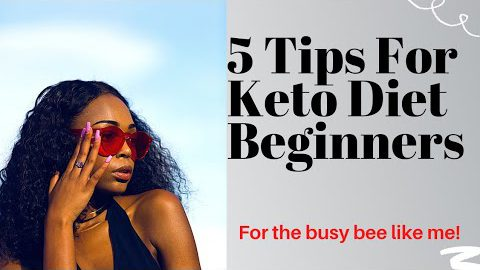 5 Tips For Keto Diet Beginners #ketorecipes #keto #ketodiet #ketodietforbeginners