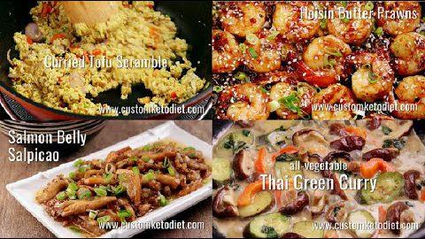 5 Free Keto Recipes.  No 5