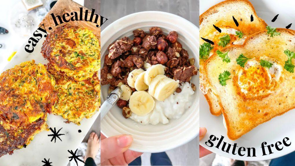 Healthy Breakfasts for 2021   easy breakfast ideas