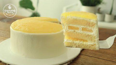 Eggless Pineapple Cake Recipe Easy | Pineapple Pastry Cake Recipe
