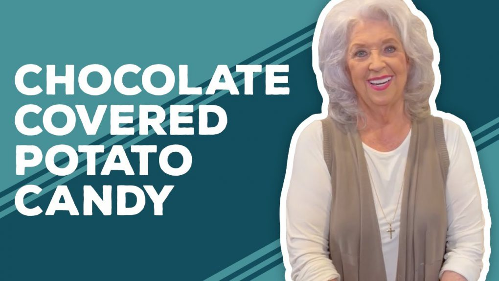 Love & Best Dishes: Chocolate-Covered Potato Candy Recipe