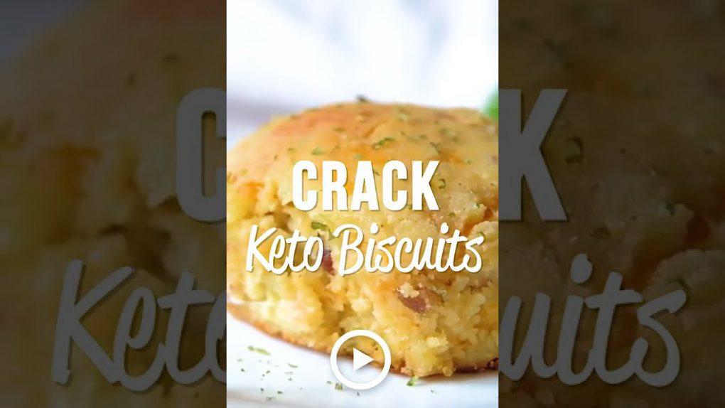Crack Keto Biscuits – Plain Chicken – Custom Keto Diet Recipe #ketorecipes #shorts #youtubeshorts