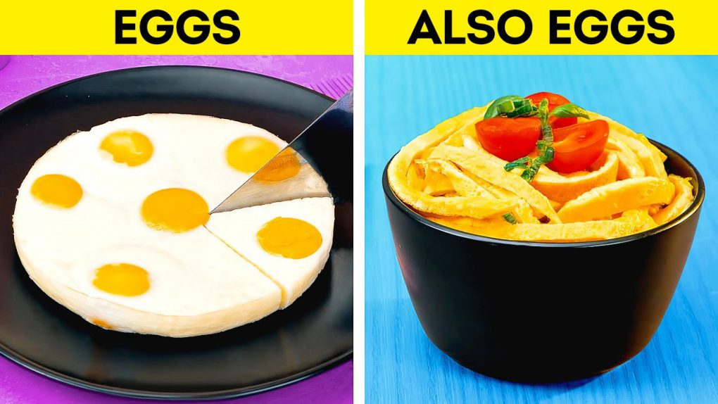 25 Simple And Tasty Breakfast Recipes With Eggs!