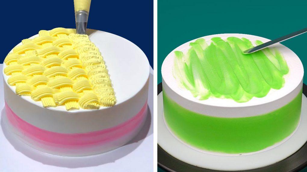 Quick & Yummy Cake Decorating Tutorials ❤️ So Yummy Chocolate Cake Recipes ❤️ Fruit Cake Recipes
