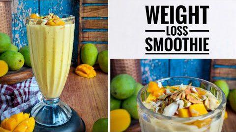 Weight Loss Smoothie   Vegan Smoothie   Smoothie recipe #summerRecipes #shorts